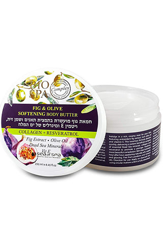 Bio Spa - Fig & Olive Softening Body Butter