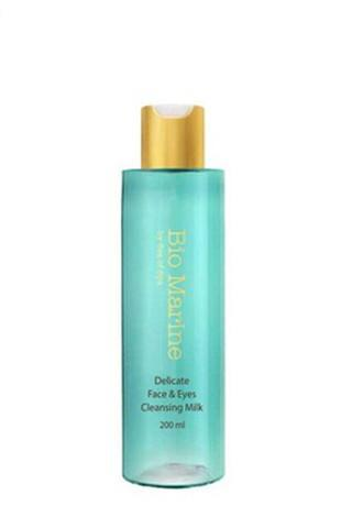 Bio Marine Delicate Face & Eyes Cleansing Milk - Dead Sea Cosmetics Shop