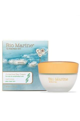 Bio Marine Protective Day Cream - Oily to Combination Skin SPF- 20 - Dead Sea Cosmetics Shop