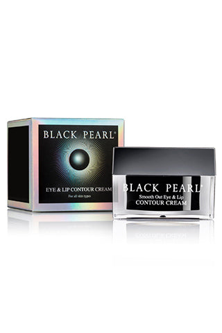 Black Pearl - Eye & Lip Contour Cream - Dead Sea Cosmetics Products