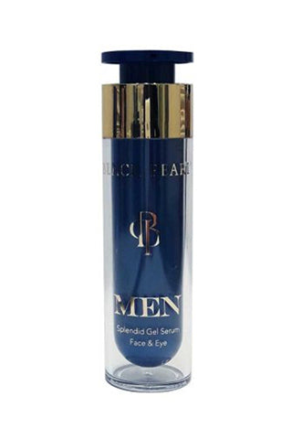 Black Pearl - Heroic Splendid Gel Serum Face & Eye - Dead Sea Cosmetics Products