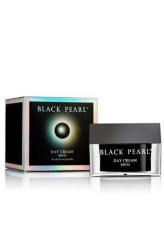 Black Pearl Day Cream - Dead Sea Cosmetics Products