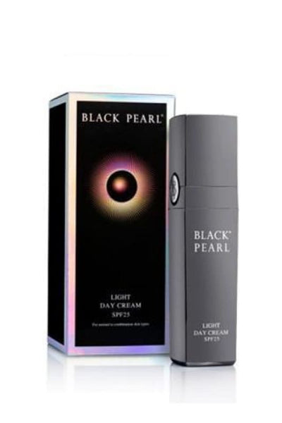 Black Pearl – Light Day Cream SPF-25 - Dead Sea Cosmetics Products