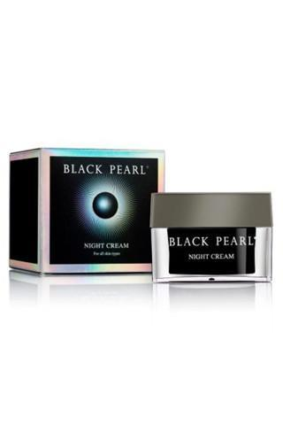 Black Pearl Night Cream - Dead Sea Cosmetics Products