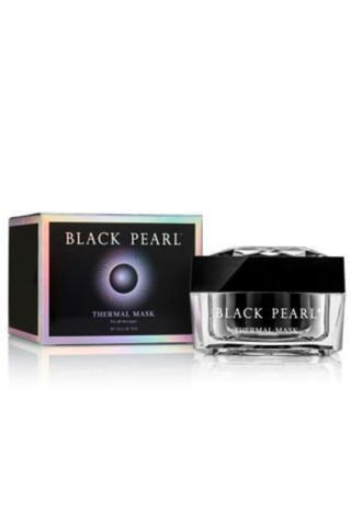 Black Pearl Thermal Mask - Dead Sea Cosmetics Products