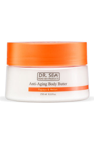 DR. SEA - Anti-Aging Body Butter with Papaya and Melon