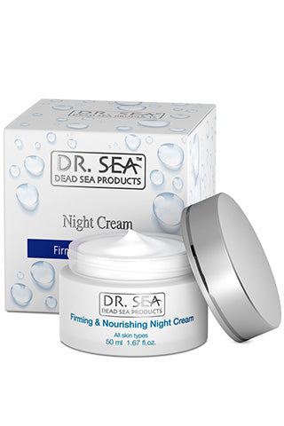 DR. SEA - Firming and Nourishing Night Cream