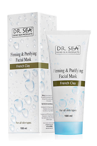 DR. SEA - French Clay Firming & Purifying Facial Mask