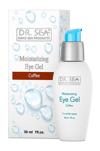 DR. SEA - Moisturizing Eye Gel with Organic Coffee