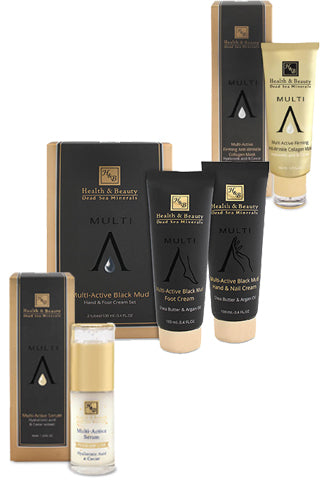 Health & Beauty - Black Multi Active Line Set
