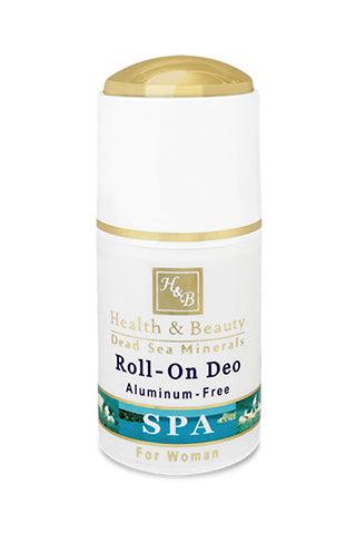 Health & Beauty Roll-on Deodorant - Aluminum Free