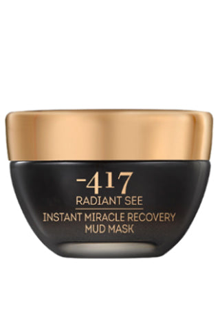 Minus 417 - Recovery Mud Mask (INSTANT MIRACLE RECOVERY MUD MASK) - Dead Sea Cosmetics Products