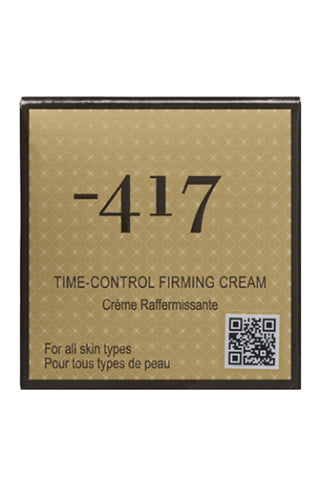 Minus 417 - Time Control Firming Cream - Dead Sea Cosmetics Shop