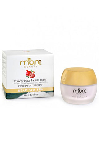 More Beauty - Pomegranate Face Moisturizer