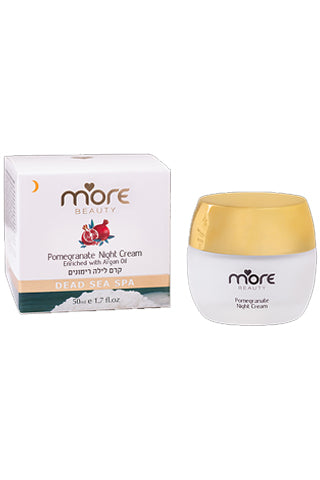 More Beauty - Pomegranate Night Cream