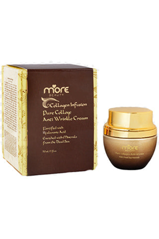 More Beauty - Pure Collagen Anti-Wrinkle Cream