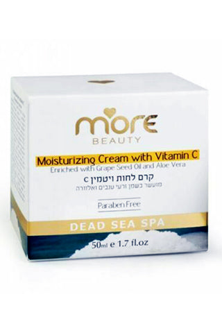 More Beauty - Vitamin C Moisturizing Cream