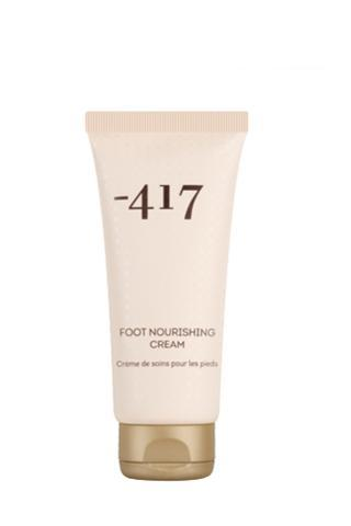 Minus 417 Relaxing Foot Nourishing Cream - Dead Sea Cosmetics Products