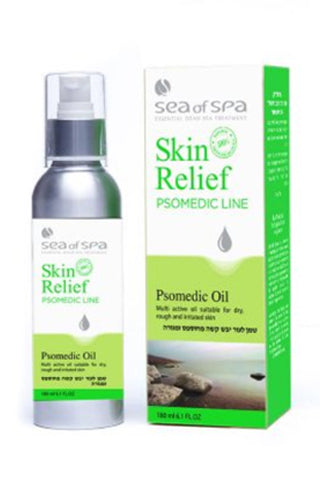 Sea of Spa - Skin Relief Multi intensive Psomedic Oil - Dead Sea Cosmetics Products