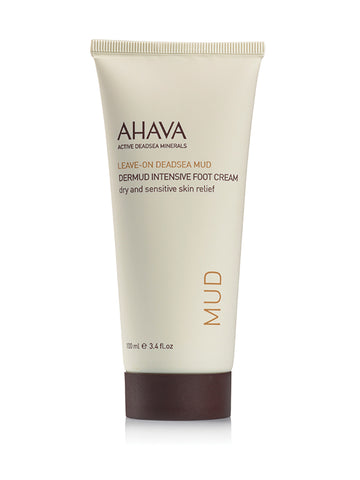 Ahava - Dermud Intensive Foot Cream - up to 70% OFF - Dead Sea Cosmetics Shop