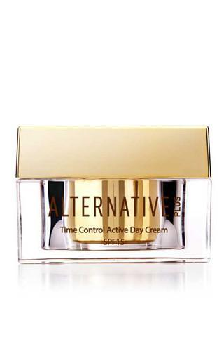 Alternative Plus - Time Control Active Day Cream - Dead Sea Cosmetics Products