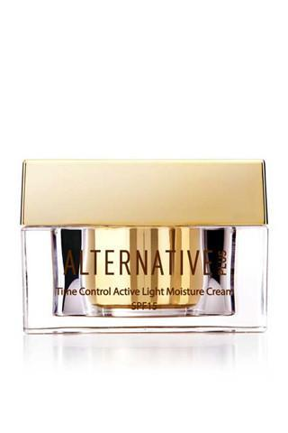 Alternative Plus - Time Control Active Light Moisture Cream - Dead Sea Cosmetics Products