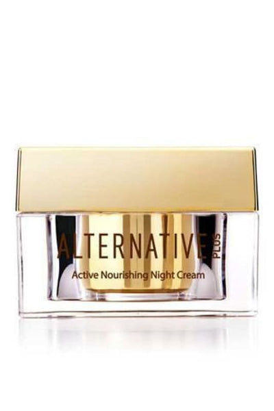 Alternative Plus - Active Nourishing Night Cream - Dead Sea Cosmetics Products