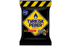 Tyrkisk Peber Soft and Salty Licorice