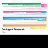 Geological Timescale Print by Atomic Printworks