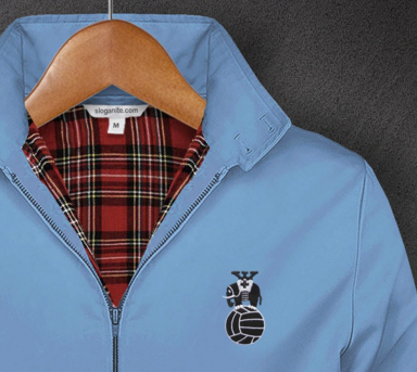 Retro Coventry Jacket
