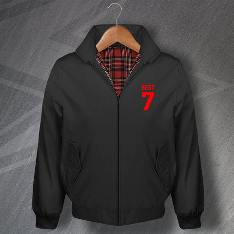 Best 7 Harrington Jacket