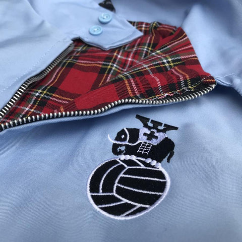 Retro Coventry Harrington Jacket