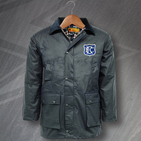 Everton Wax Jacket