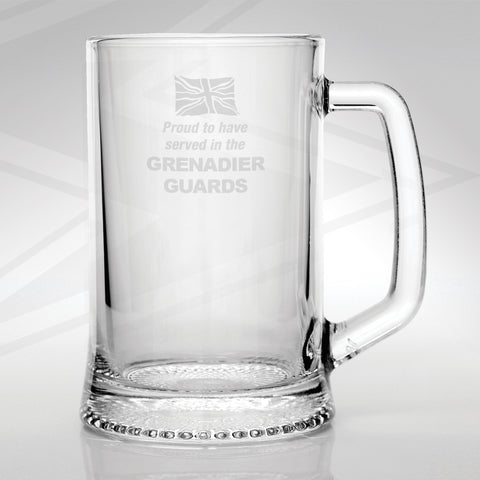 Grenadier Guards Tankard
