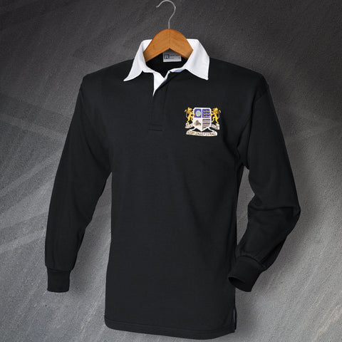 Hull FC Long Sleeve Shirt