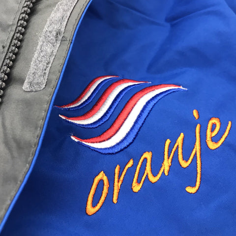 Oranje Waterproof Jacket