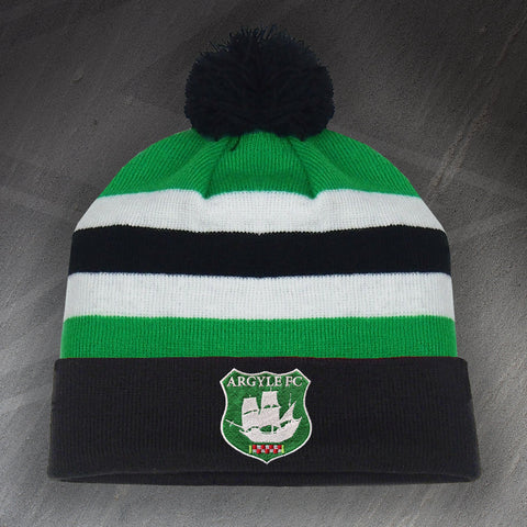 Plymouth Bobble Hat