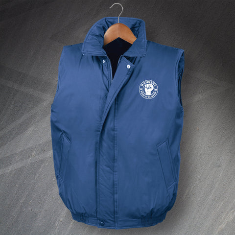 Rangers Embroidered Bodywarmer