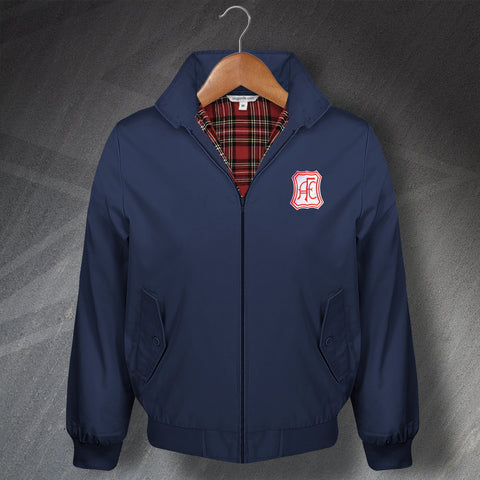 Aberdeen Retro Harrington Jacket