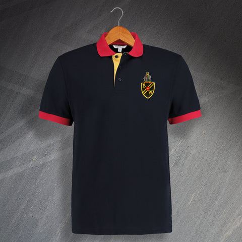 Bolton Tricolour Polo Shirt