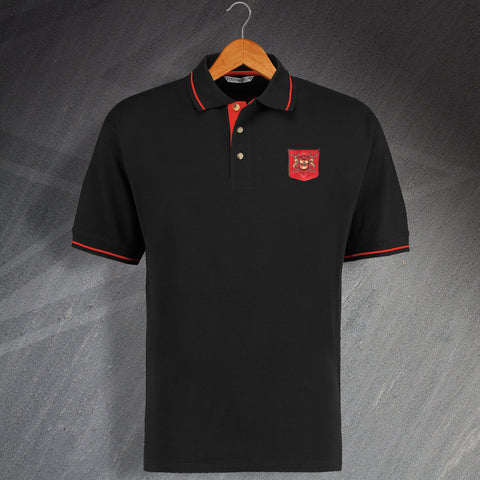 Forest Shield Polo Shirt