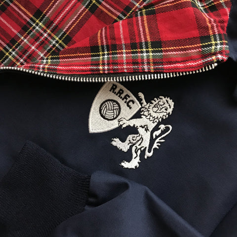 Retro Raith Harrington Jacket