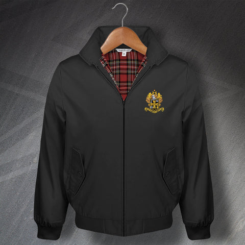 Wolves Retro Harrington Jacket