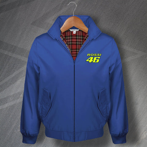 Rossi Harrington Jacket