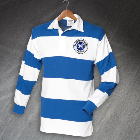 St Johnstone Rugby Shirt