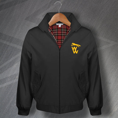 Wolves Harrington Jacket