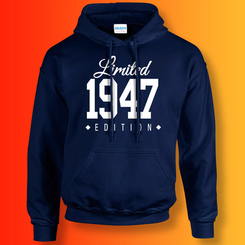 Limited 1947 Edition Hoodie