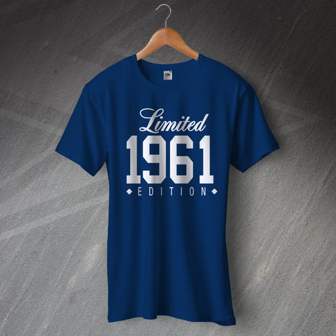 1961 T-Shirt Limited 1961 Edition