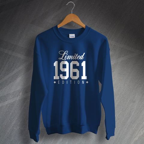 1961 Sweatshirt Limited 1961 Edition
