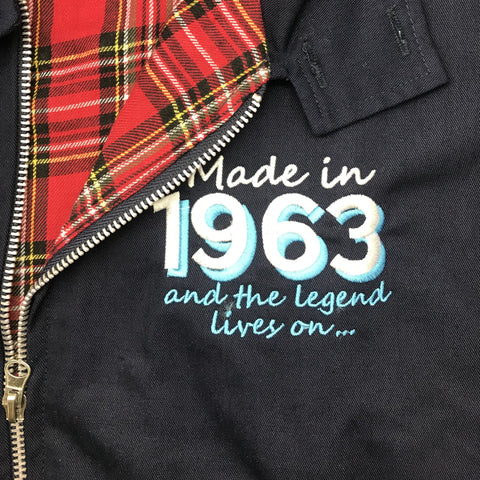 1963 Harrington Jacket